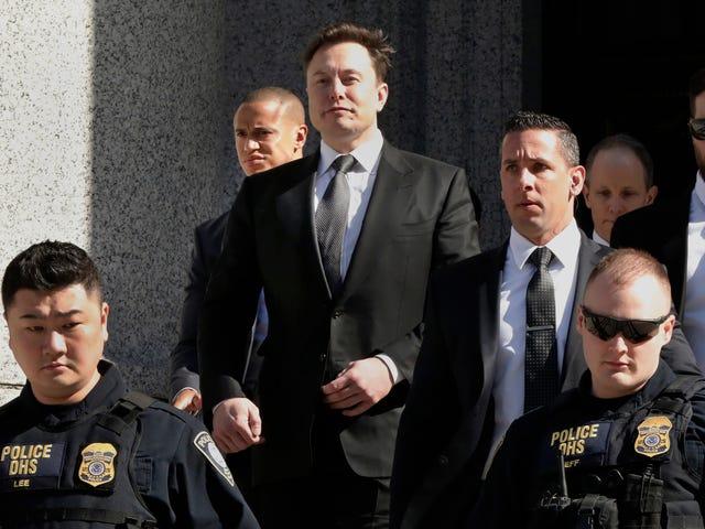 La SEC reafirma que los tuits de Elon Musk deben ser revisados legalmente, llega a un acuerdo