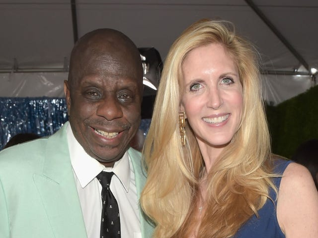 Ann Coulter Is Dating Jimmie Walker. Are Your Eyes Burning, Too?