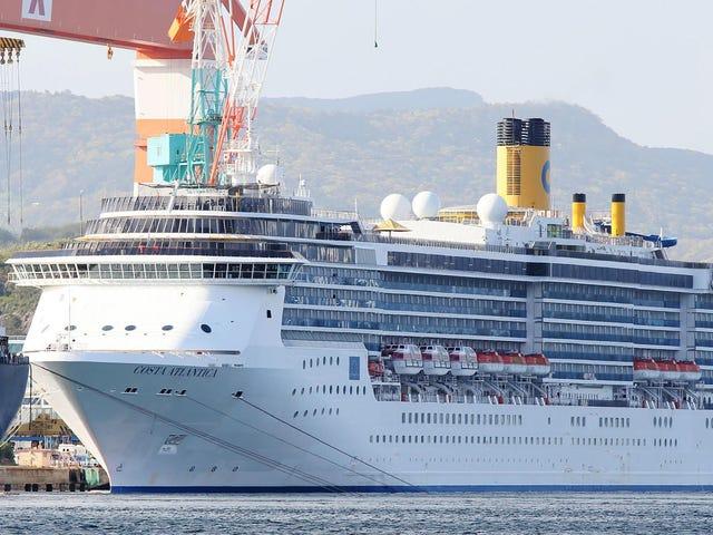 Japanissa telakoidulla risteilyaluksella testattiin 148 miehistön jäsentä Coronaviruksen suhteen
