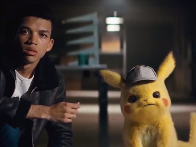 O mais novo Detective Pikachu Trailer   Introduz um Surpreendente Pokémon Lendário