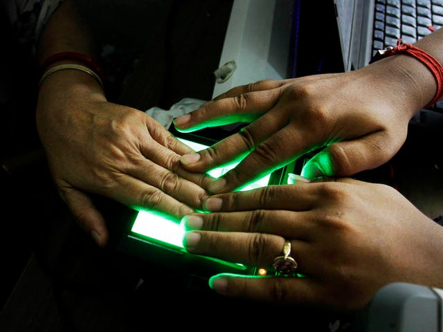 Woman With Leprosy Denied Pension Because She Doesn't Have Fingers for India's Biometric Database