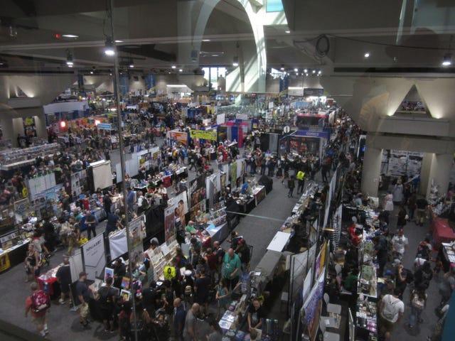 Comic Con Raporu, cilt 6: Çeşitli Baskı