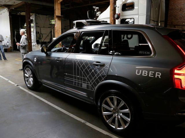 Self-Driving Engineers Are Looking To Flee Uber's Sinking Ship