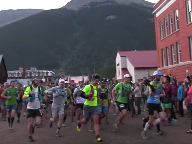 Ultramarathon Leader Kicked Out Of Race For Drinking Illicit Water
