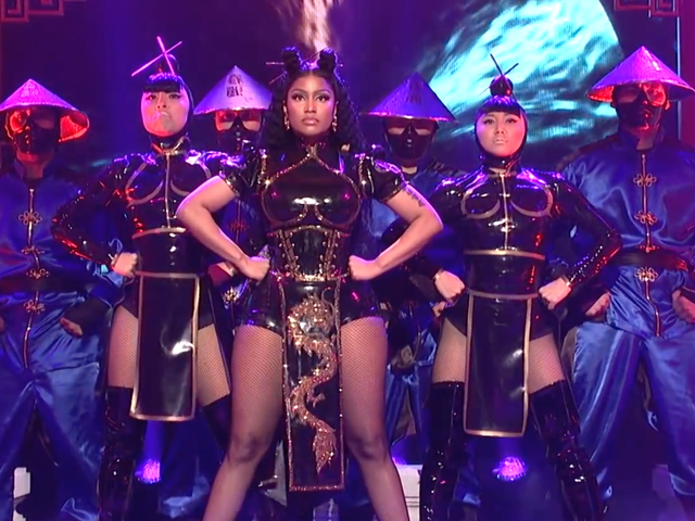 Was Nicki Minaj's SNL Performance Cultural Appropriation?