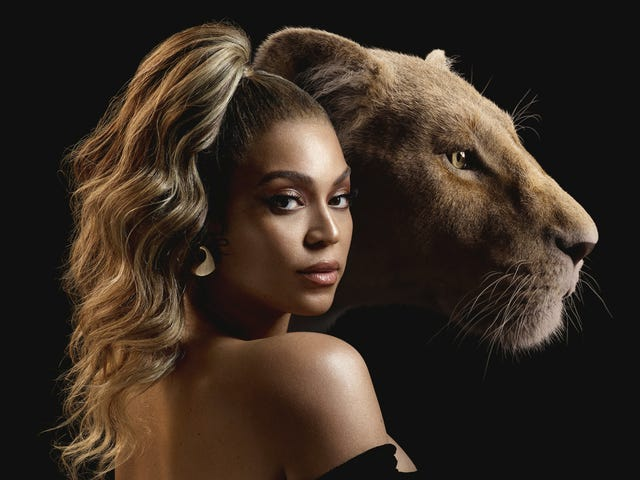 Beyoncé's New Lion King Song, 'Spirit,' Is Coming for That Oscar
