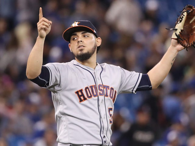 Assault Charges Against Roberto Osuna Have Been Dropped