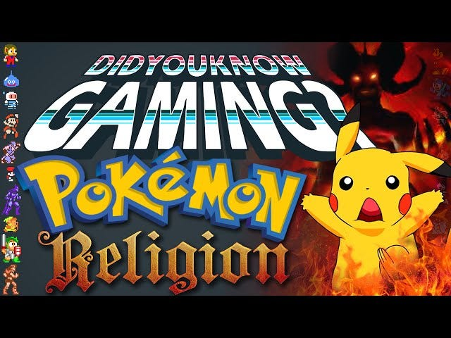 The Time They Thought Pokémon Was Satanic