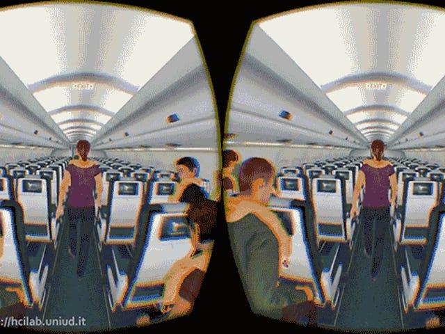 可怕的Oculus演示教你如何生存水崩落地