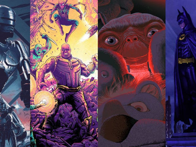 From Black Panther to Jurassic Park, Here Are Some Amazing Limited Posters From New York Comic Con
