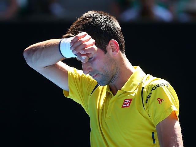 Novak Djokovic zegt dat hij $ 200.000 had aangeboden om een match te gooien