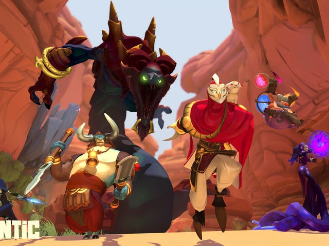 Gigantic Beta Shows Big Potential But Still Has Small Problems