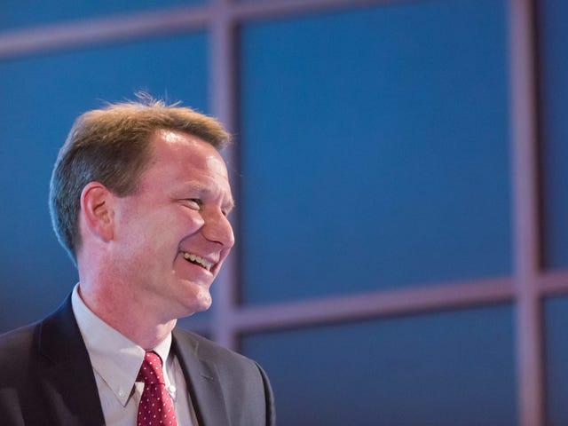 Ketua Interim Baru FDA Nampaknya Maha Mulia Biasa