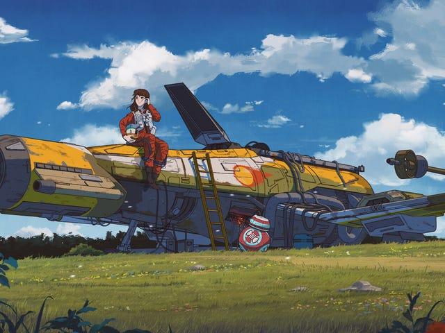 Star Wars: A Studio Ghibli Story
