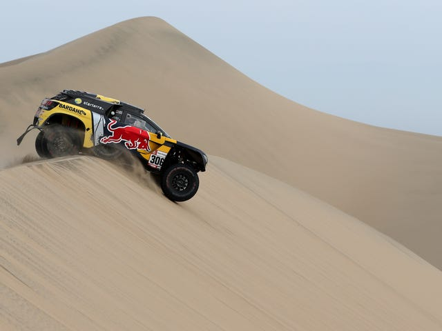 The Dakar Rally May Be Headed To Saudi Arabia: Report