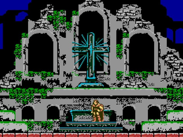 The Castlevania Anniversary Collection is on sale this weekend so I picked it up as it includes the