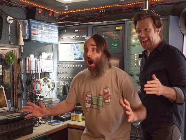 Jason Sudeikis returns to The Last Man On Earthwith mixed results