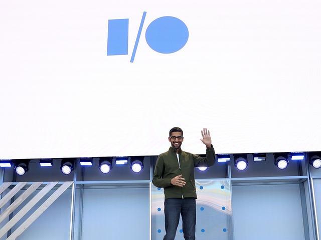 Google avbryter I / O-utvecklarkonferens på grund av Coronavirus-bekymmer
