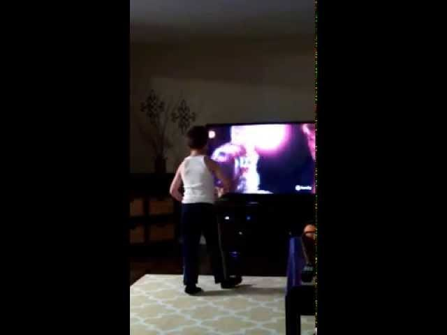 This Kid Just NAILS Your Favorite Dance Scene From Dirty Dancing