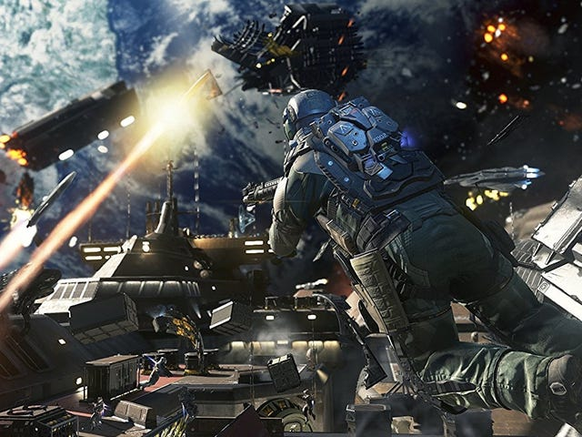 You Can Already Save Up to $30 on Call of Duty: Infinite Warfare