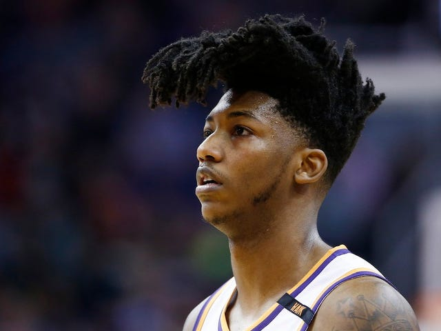 Elfrid Payton's Hair Has Been Laid To Rest