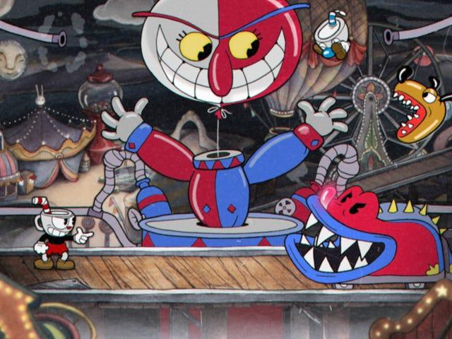 Gli sviluppatori di Cuphead hanno reso disponibile l'eccellente colonna sonora del gioco per l'acquisto come foglio