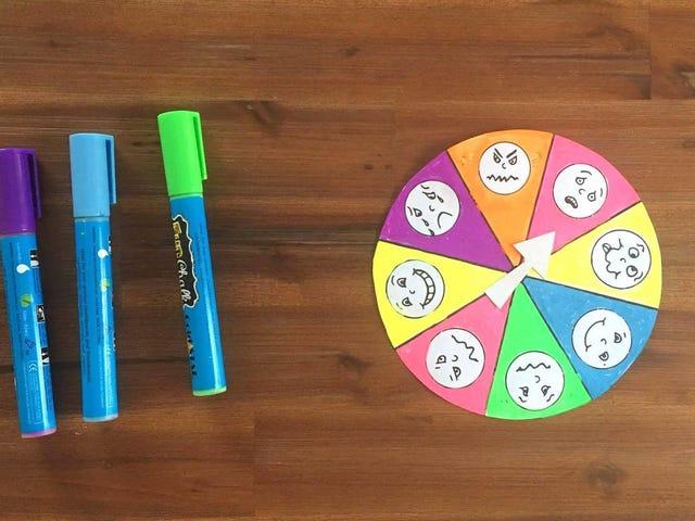 Buat Roda Emosi untuk Membantu Kanak-kanak Mengekalkan Perasaan Mereka
