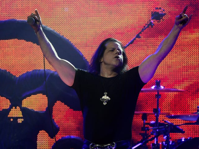 "Glenn Danzig is apparently directing a ""vampire spaghetti Western"""
