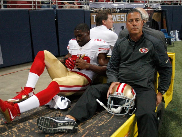"St. Louis Jury Sticks Rams With $12.5 Million Bill For Reggie Bush's ""Concrete Ring Of Death"" Injury"
