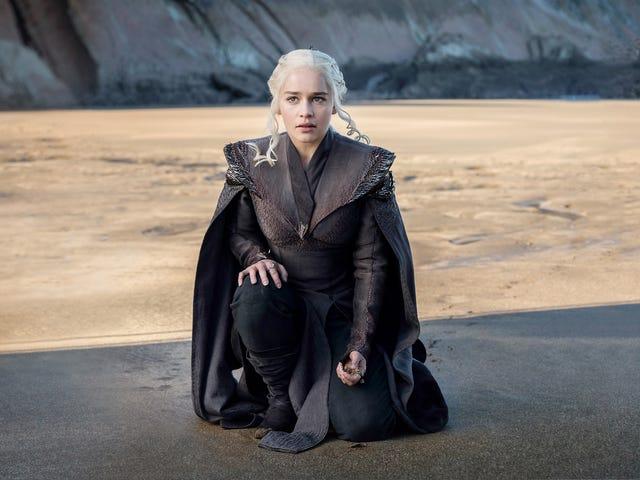 "Game Of Thrones Recap: Season 7, Episode 1 ""Dragonstone"""