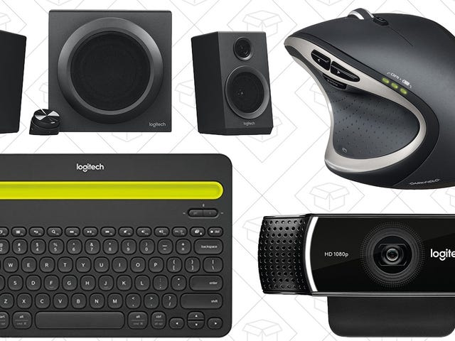 Amazon's One Day Logitech Sale Is Full of Useful Accessories