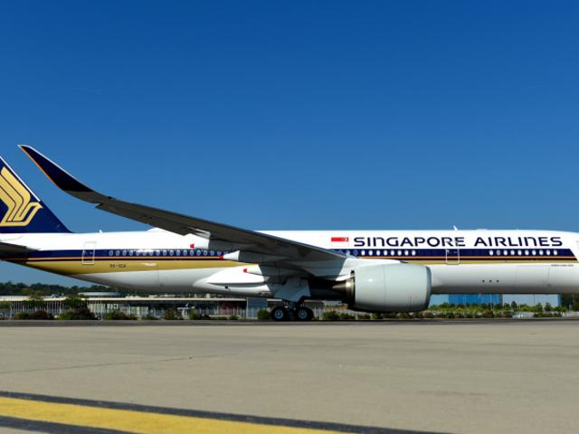 19 horas en el aire:esteaviónconectaráSingapury Nueva Jersey en el vuelodirectomáslagodel mundo