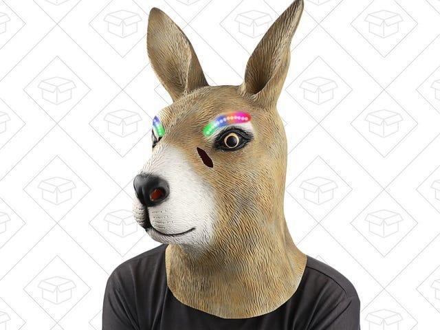 Oto Twój kostium na Halloween - pięć miesięcy wcześniej, ale tylko 15 USD