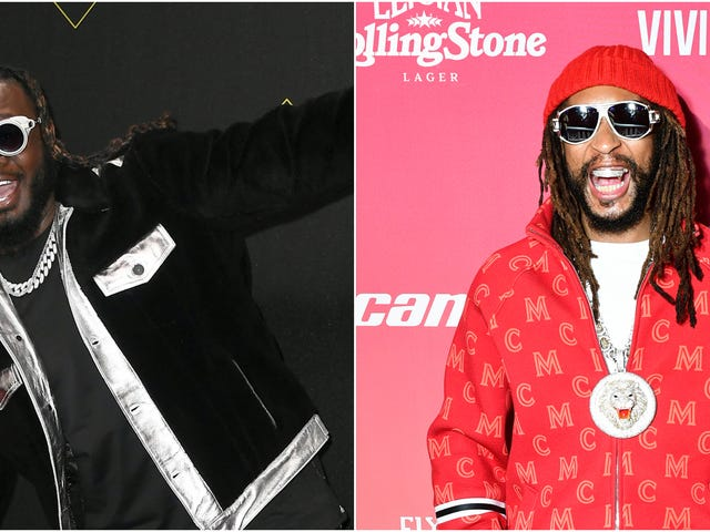 T-Pain Teases Idea of Joint Tour With Lil Jon Based on Verzuz Battle Setlist