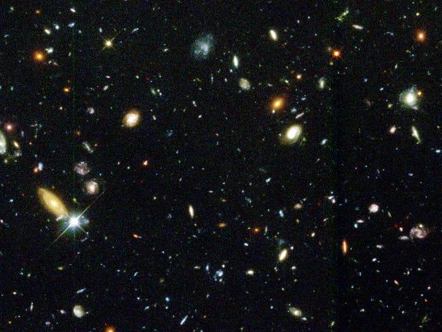 क्या हम अंतरिक्ष के माध्यम से अपनी खुद की गैलेक्सी स्पीडिंग माप सकते हैं?