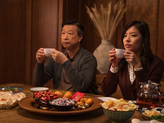 Master Of None's Alan Yang gjenforteller familiens innvandringshistorie i den gripende Tigertail