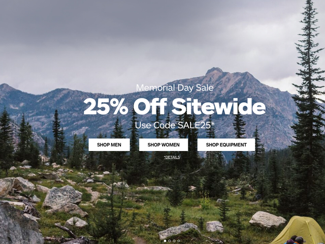 Marmot's Taking 25% Off Everything For Memorial Day, Including Some Reader Favorites