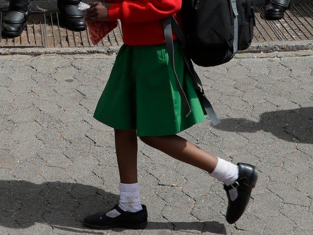 Study Finds UK Schoolgirls Feel Uniforms Make Them a 'Target' For Street Harassment