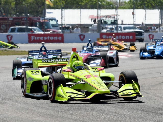 IndyCar Will Move To NBC's Networks Full Time In 2019
