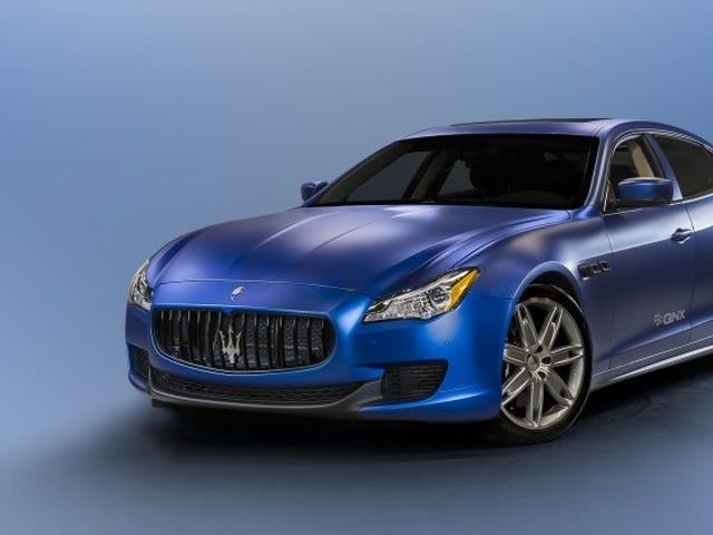 Αυτό είναι ένα Maserati με έναν εγκέφαλο BlackBerry