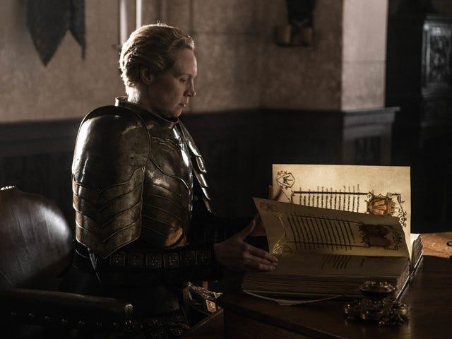 George RR Martin har nye Game Of Thrones-forhåndsdetaljer, hvis noen bryr seg