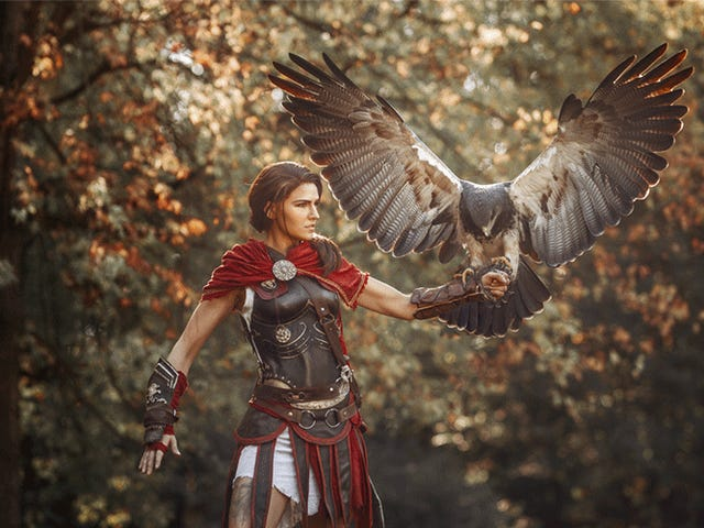 Some Perfect<i>Assassin's Creed Odyssey </i>Cosplay