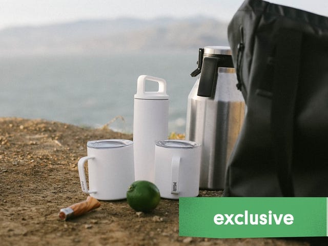 Miir's Excellent Drinkware Is 30% Off For the Fourth of July, Just For Our Readers