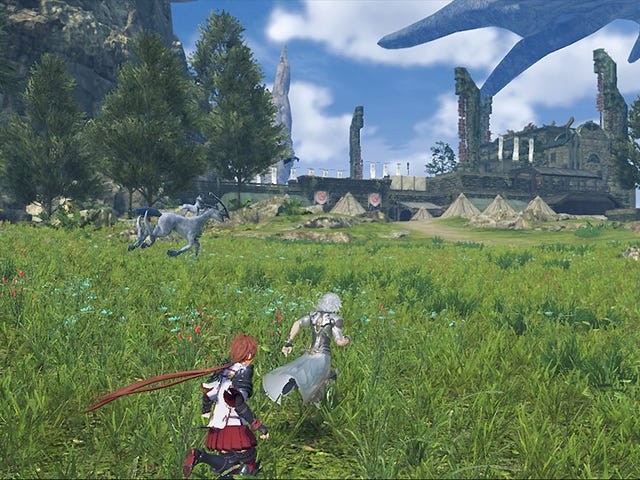 Xenoblade Chronicles 2's New Expansion Improves On The Original, But Not Too Much