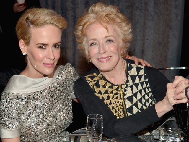 Holland Taylor and Sarah Paulson Share a 'Wonderful Love'