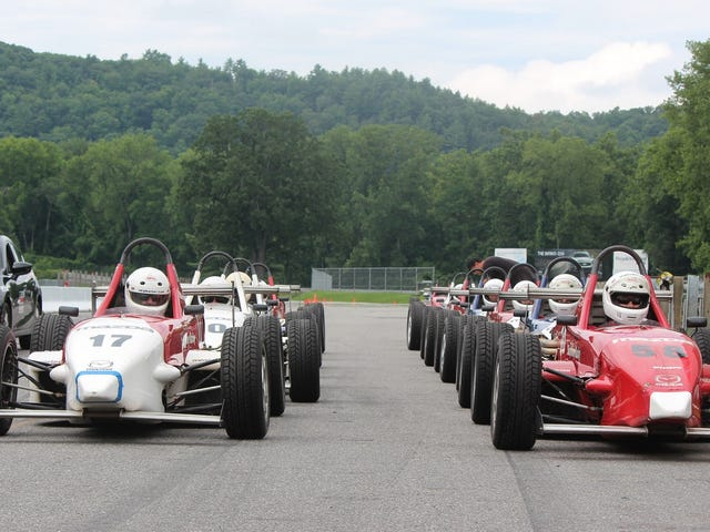 Skip Barber Racing School Has Filed For Bankruptcy: Report