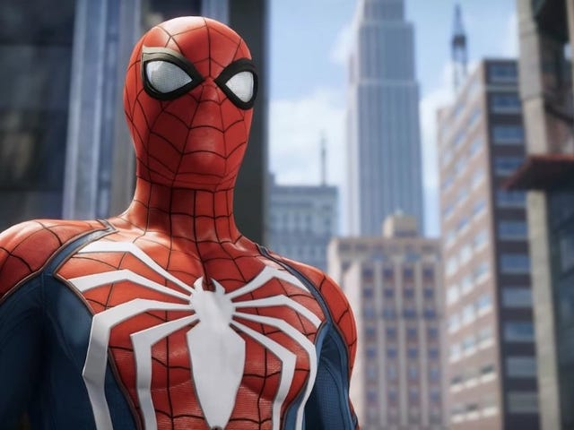Insomniac Developer Reveals A <i>Spider-Man</i> PS4 Easter Egg Nobody Noticed