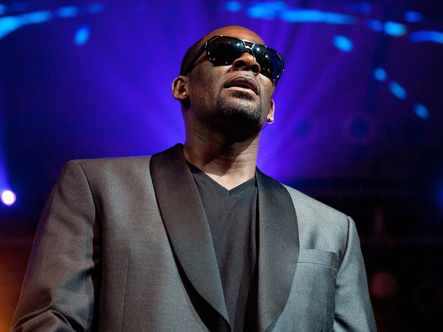 R. Kelly is being sued for sexual battery and false imprisonment