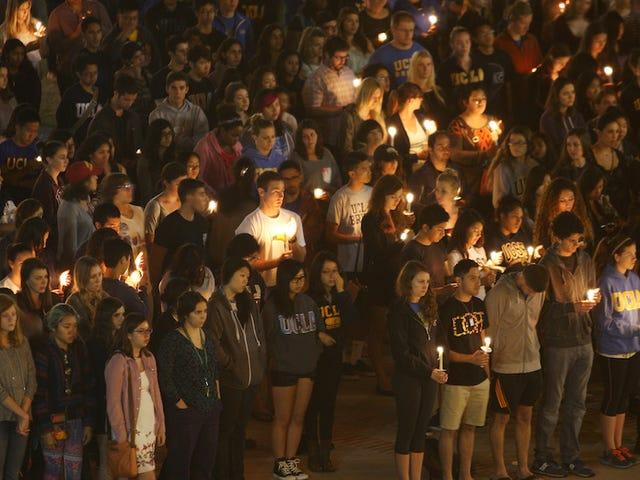 Joe The Plumber to UCSB Parents: Dead Kids Don't Trump Gun Rights