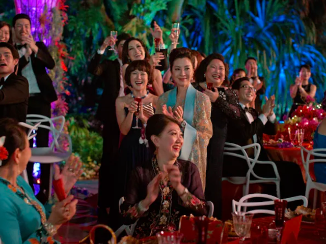 A Crazy Rich Asians sequel is in the works at Warner Bros.